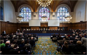 Imagem 1 – Juízes da Corte Internacional de Justiça